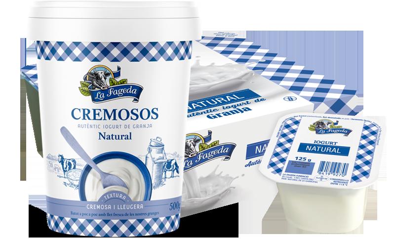 iogurts fageda